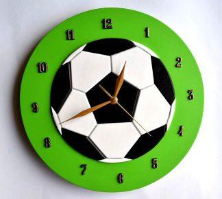 Zegar PIŁKA  do pokoju dziecięcego